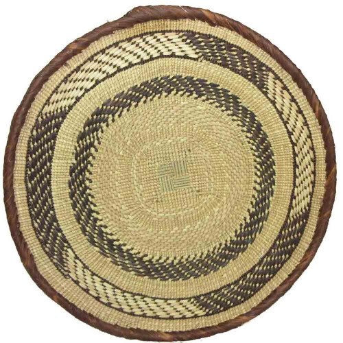 African Binga Basket Medium #8 | African Wall Basket
