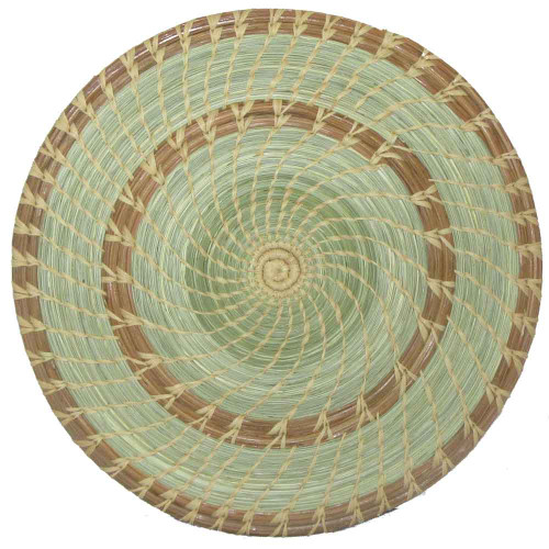 Pine Needle and Wild Grass Trivet