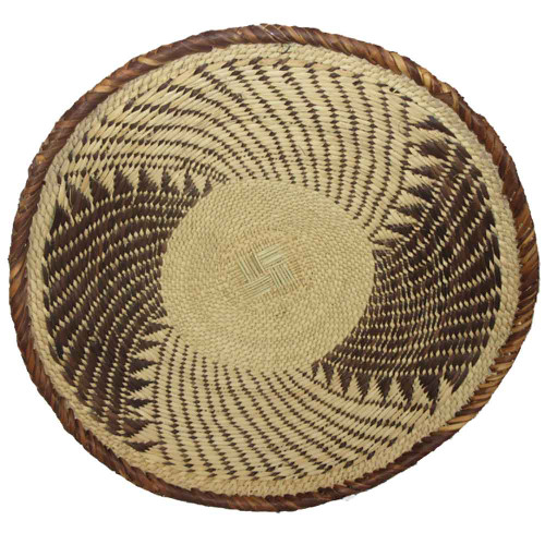 African Binga Basket Large #1 | African Wall Basket