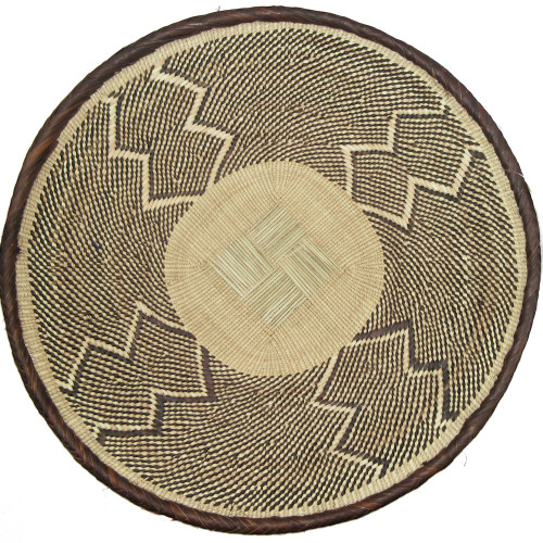 African Binga Basket Medium #7