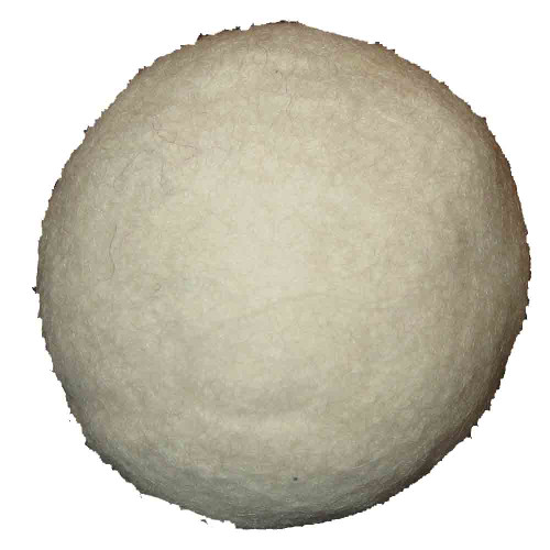Felted Wool Dryer Ball Natural