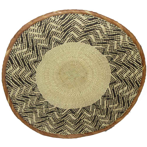 African Binga Basket Large #10 | African Wall Basket