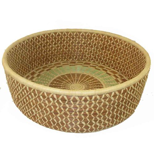 Pine Needle Basket Harvest