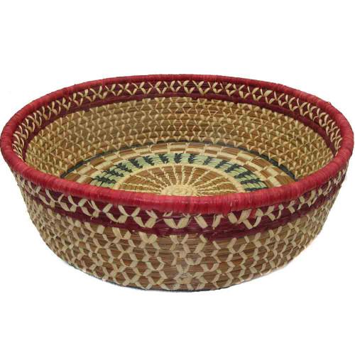 Pine Needle Basket Manuela