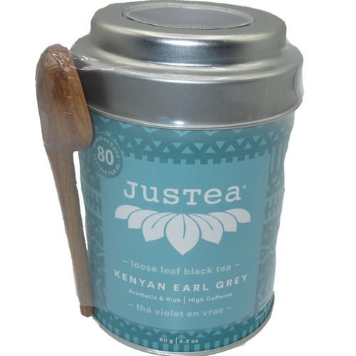 Justea Kenyan Earl Grey Tea