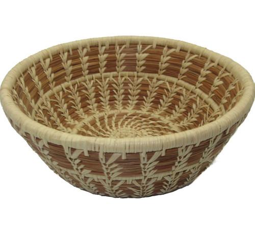 Pine Needle Basket Sayda