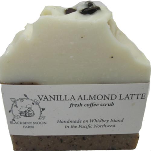 Blackberry Moon Farm Handmade Vanilla Almond Latte Soap