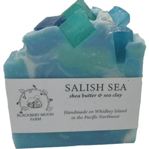 Blackberry Moon Farm Handmade Salish Sea Soap