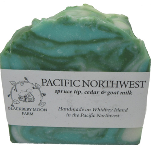 Blackberry Moon Farm Handmade Pacific Northwest Soap