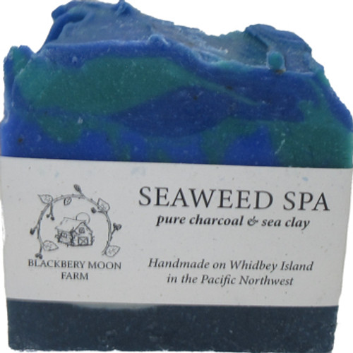 Blackberry Moon Farm Handmade Seaweed Spa Soap