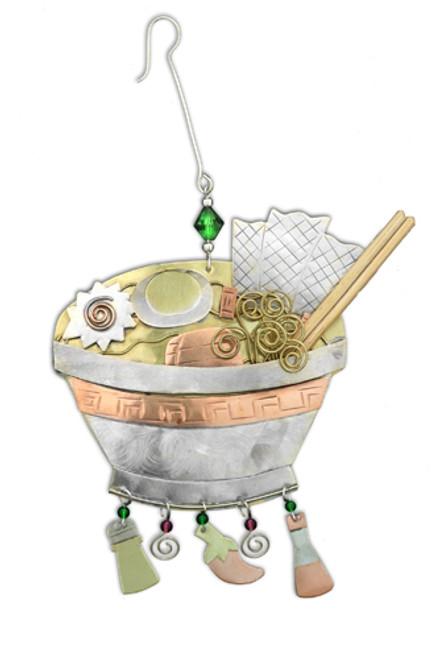 Tonkotsu Ramen ornament