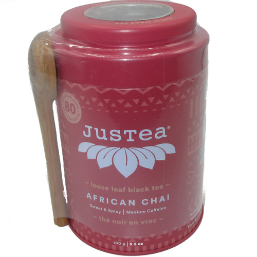 JusTea African Chai Tea