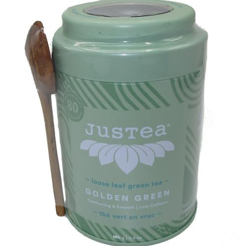 JusTea Kenyan Golden Green Tea