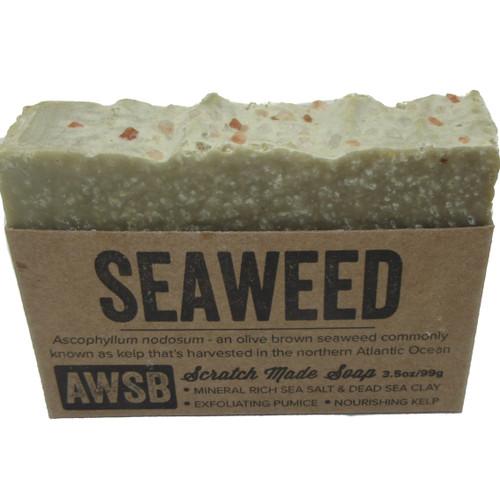 A Wild Soap Bar Seaweed Bar Soap