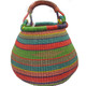African Bolga Basket Gambibgo Pot #7 alt