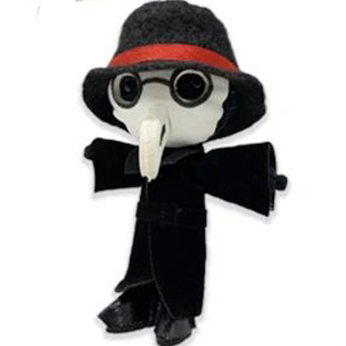 Kamibashi The Plague Doctor Original String Doll Gang Keychain Clip