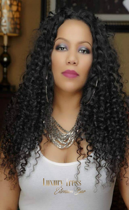 Sangria Curls Virgin Hair Bundles