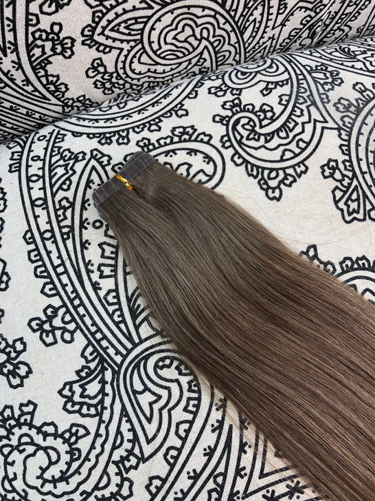 Luxury Tape-In Hair Extension #8 Ashley