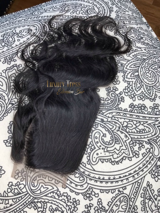 Body Wave Lace Closure 4x4