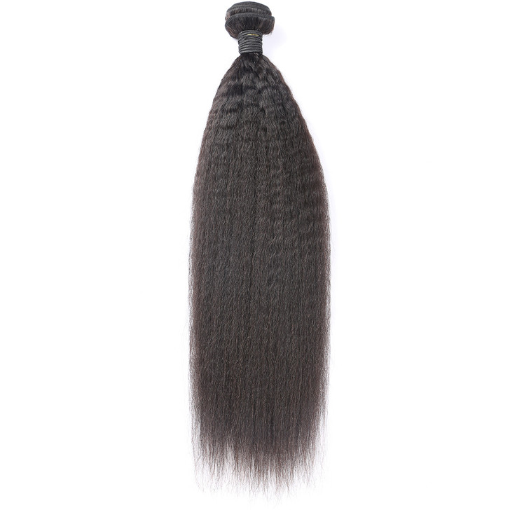 Rumway Kinky Straight Virgin Hair Bundles