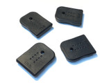 Glock Magazine Base Pad, Set of 4