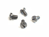 Grip Screws, GI Pattern, set of 4, stainless