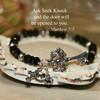 IN-731  Ask Seek Knock Matthew 7:7 Bracelet