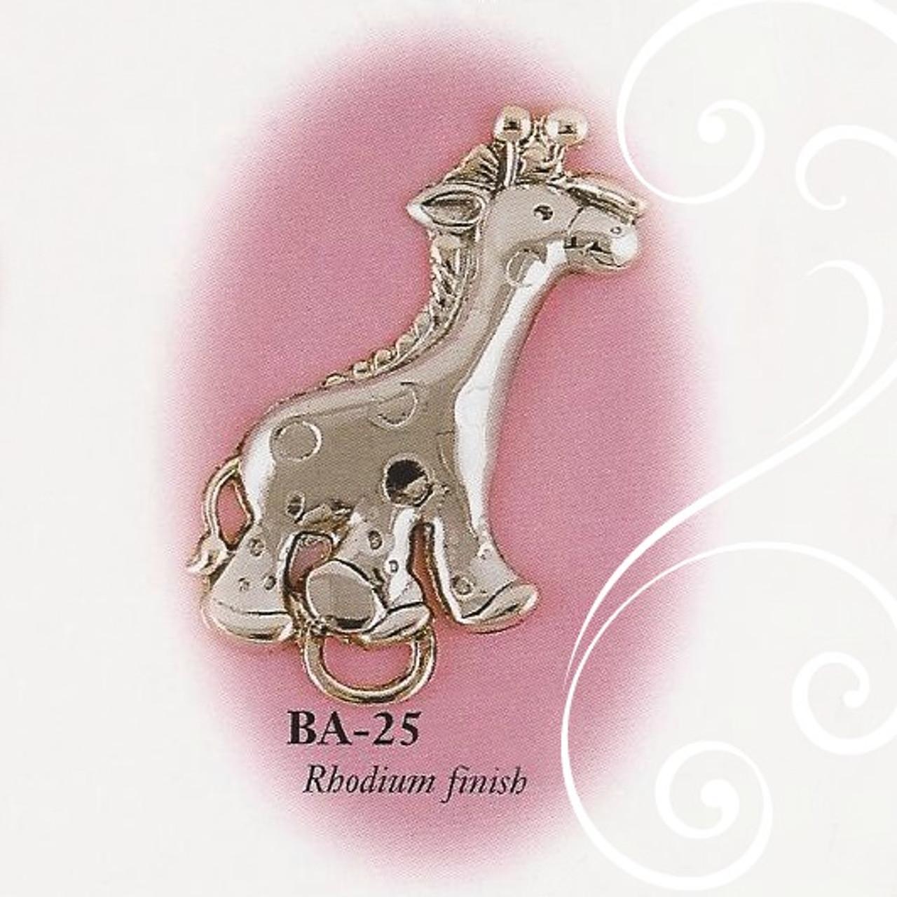 BA-25 Giraffe Paci Holder