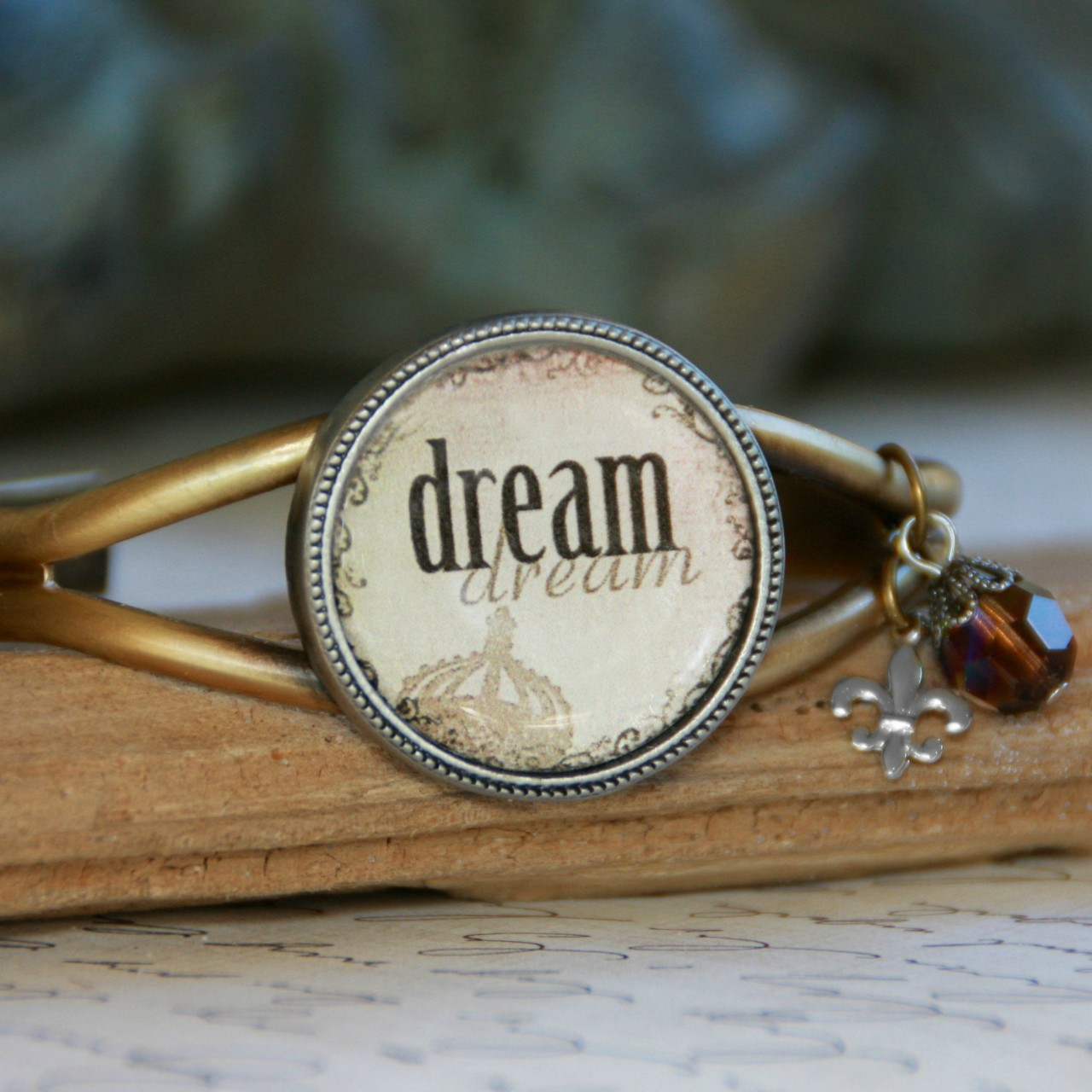 ART-134 Dream ART Collection Cuff Bracelet