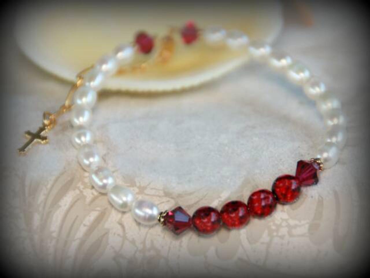 IN-343 Virtuous Woman Bracelet