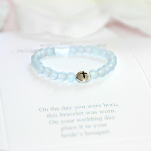 CJ-532 First Bracelet/Bride Keepsake Infant First Bracelet-Top Seller