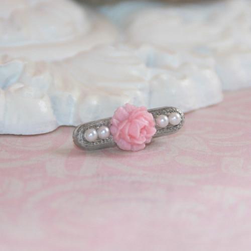 CJ-405  Sweet Pink Rose Baby Barping