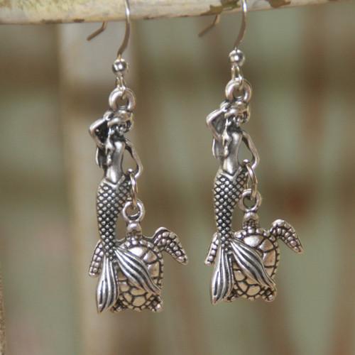 OC-21 Mermaids In Style Earrings