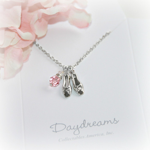 CJ-537  Ballet Shoes and Crystal Daydreams Collection