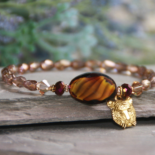 TG-32  LOVE this Tiger Bracelet!