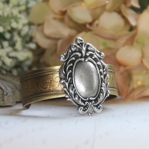 ART-148  Engraveable Cuff Bracelet