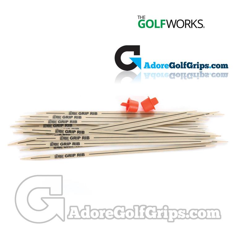 The GolfWorks Grip Rib Kit - (30 Pack)