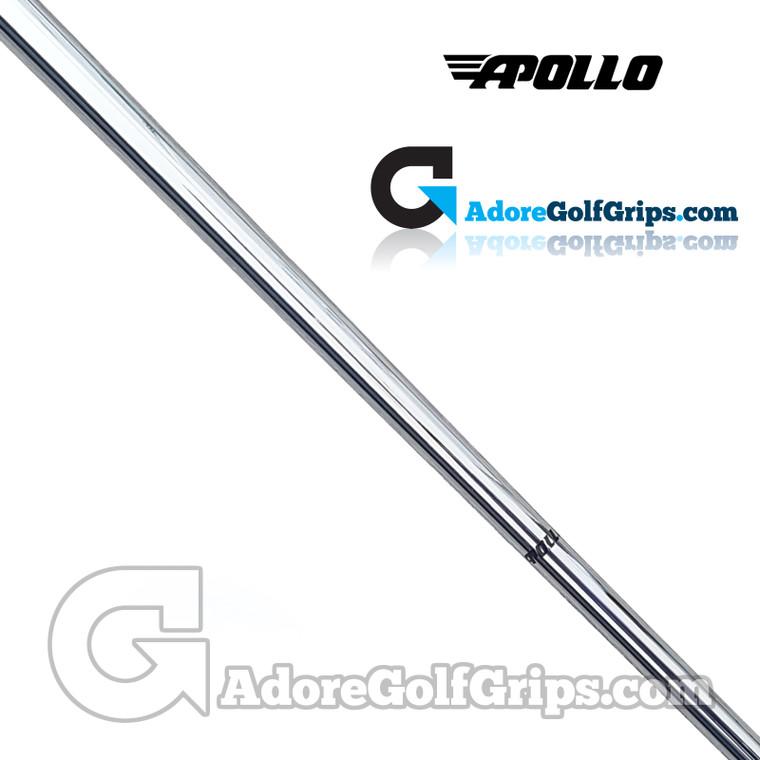 "Apollo Straight Stepless Putter Shaft (120g) - 0.370"" Tip - Chrome"
