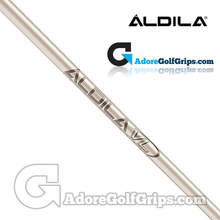 "Aldila VL Wood Combination Shaft (77g) - Senior / Lady Flex - 0.335"" Tip - Champagne"