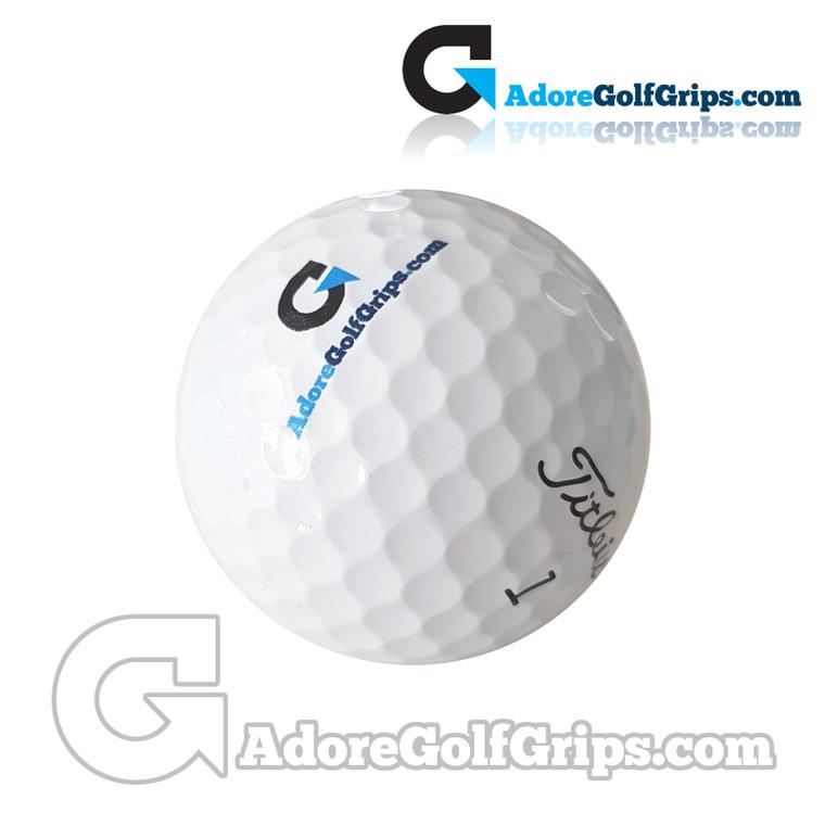 AdoreGolfGrips.com Titleist Pro V1 Golf Ball - White