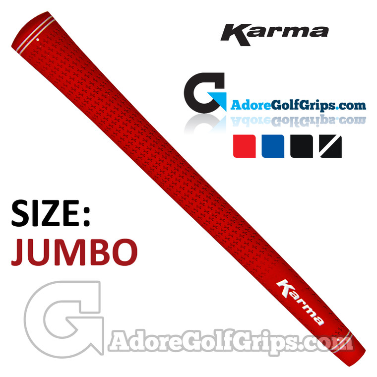 Karma Velour Jumbo Grips