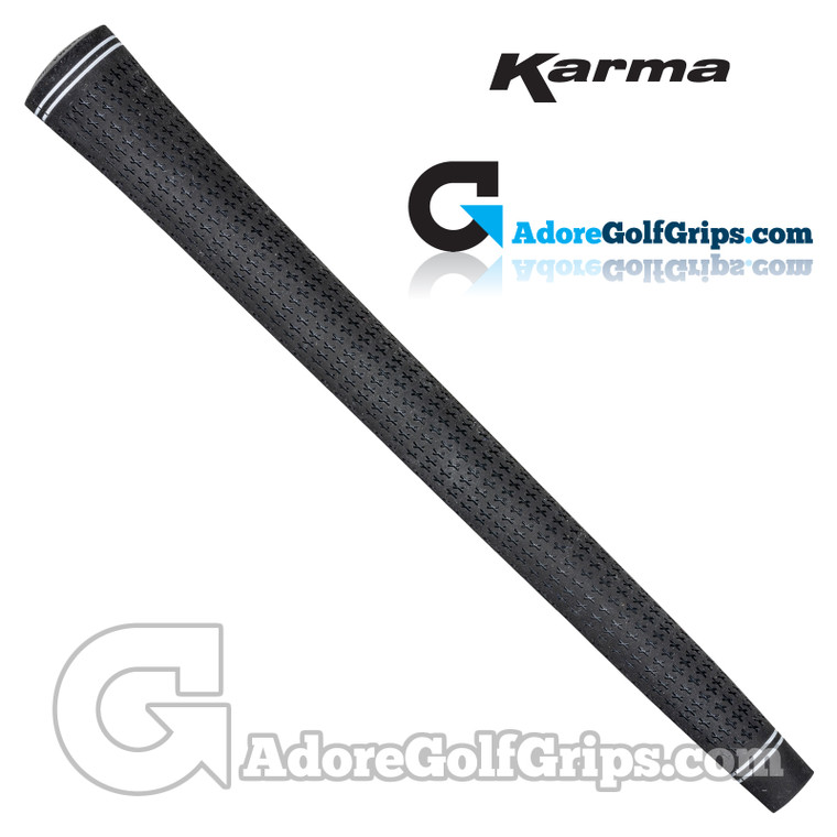 Karma Revolution 360 Jumbo Grips - Black