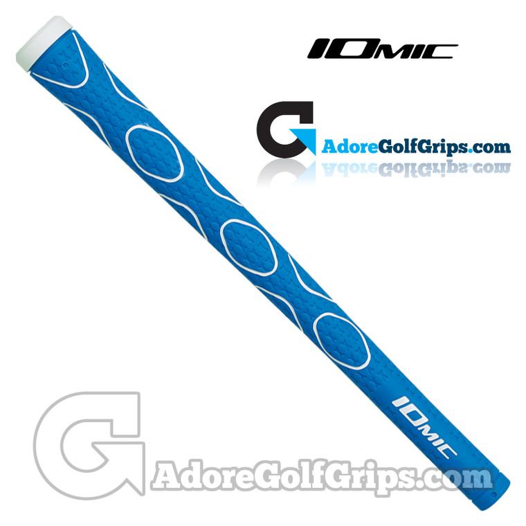 Iomic iX SA 2.0 Grips - Light Blue / White