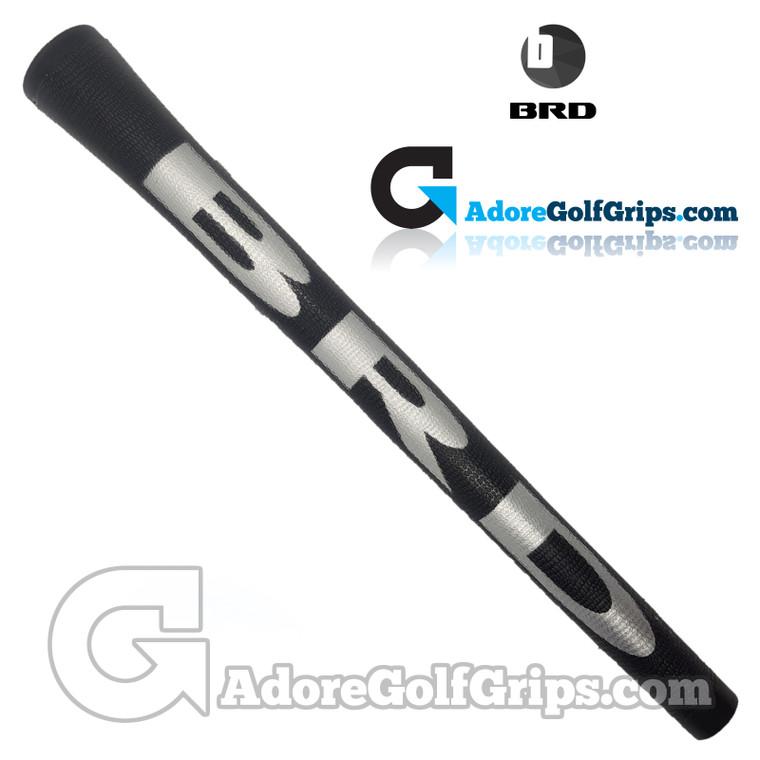 BRD X1 Grips - Black / Silver