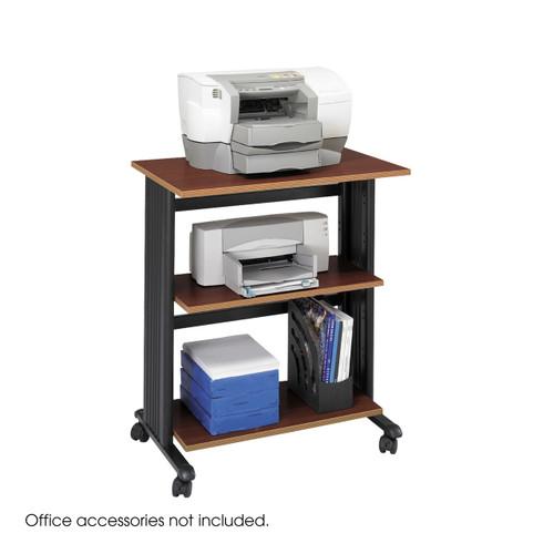 Safco Muv Three Level Adjustable Printer Stand