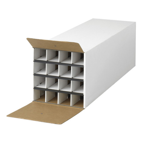 Safco Compact KD Roll File