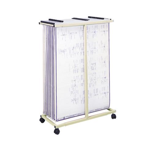 Safco Mobile Vertical File