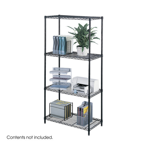 """Safco Industrial Wire Shelving, 36 x 18"""""""