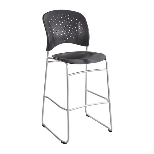 Safco Rêve Bistro Height Chair Round Back