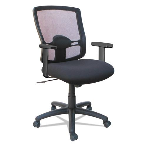 Mesh Mid-Back Swivel/Tilt Chair Model:  ALE-ET42ME10B